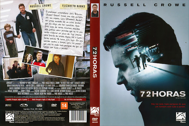 Capa DVD 72 HORAS