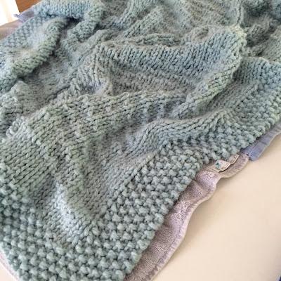 Fifty Four Ten Studio Third Street Blanket New Knitting