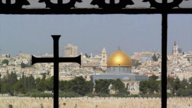 """Iglesia católica censura la polémica ley israelí """"estado-nación"""""""