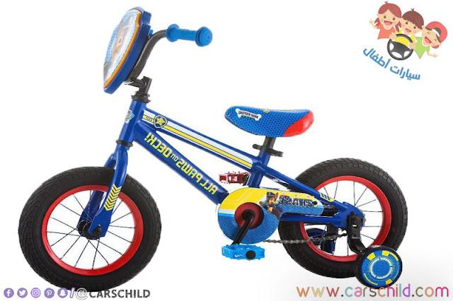 دراجة اطفال هوائية
