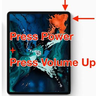 Cara Screenshot Panjang di iPad Pro terbaru