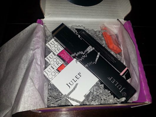 Julep Hello Summer Beauty Box Review