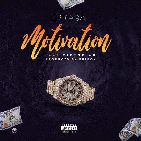 Erigga ft Victor AD Motivation Complete Music Lyrics