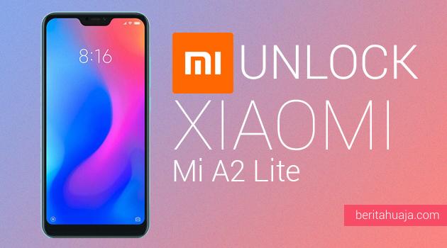 How to Unlock Bootloader Xiaomi Mi A2 Lite