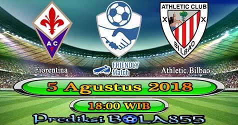 Prediksi Bola855 Fiorentina vs Athletic Bilbao 5 Agustus 2018