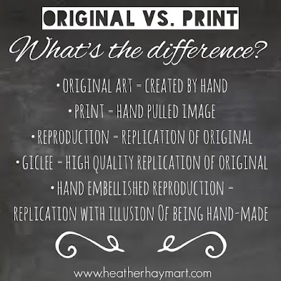 Original Vs. Print: What's the Difference?