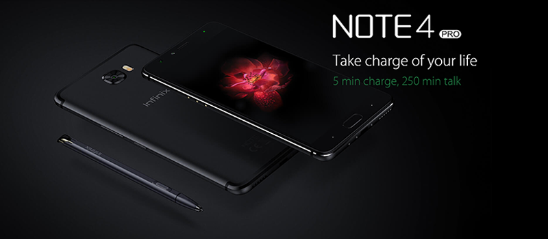 Infinix Note 4 Pro With Stylus Pen Is Priced At PHP 11999
