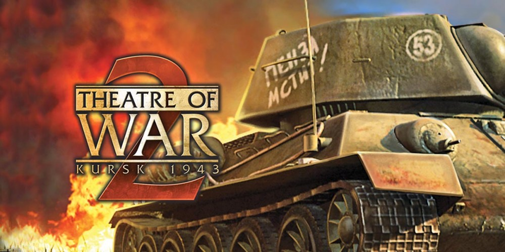 Theatre of War 2: Kursk 1943 game for free at Indie Gala