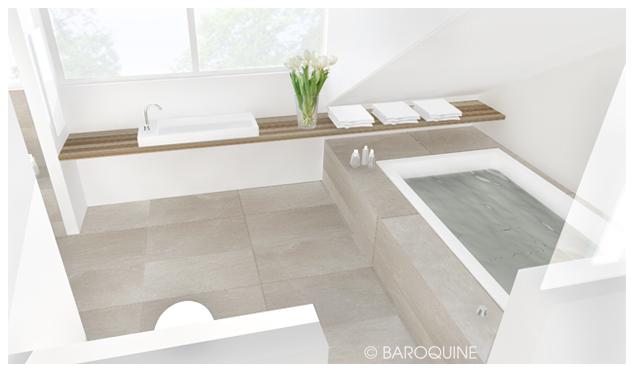 baroquine badumbau 14qm privathaus gro nordende. Black Bedroom Furniture Sets. Home Design Ideas