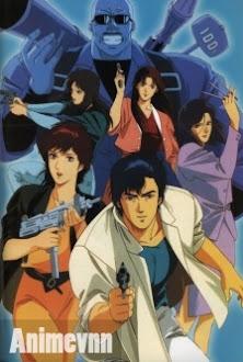 City Hunter -Thợ Săn Thành Phố -  1988 Poster