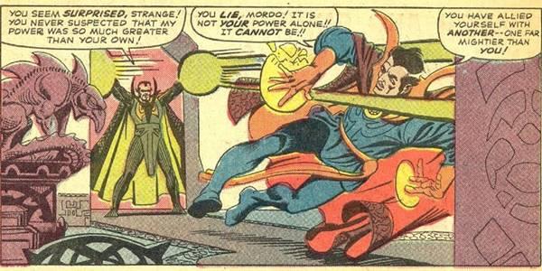 baron mordo musuh doctor strange terbaik
