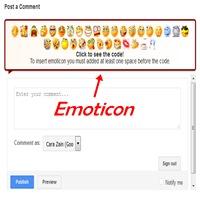Cara Memasang Emoticon Di Komentar Blog Terbaru