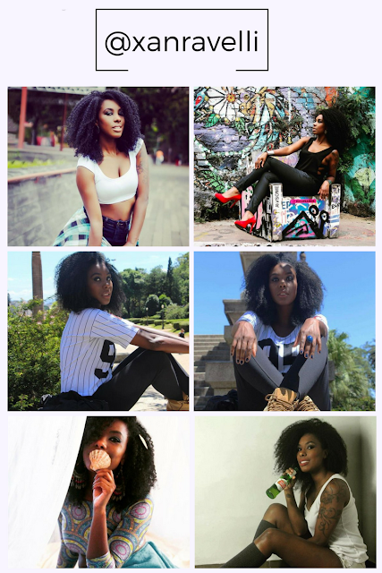 Xan: 5 Instagrams bem tumblr girl para você seguir