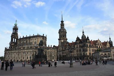 catedral de dresden alemania