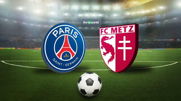 Paris Saint Germain vs Metz - Video Highlights & Full Match
