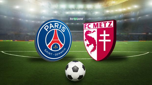 Paris Saint Germain vs Metz - Video Highlights & Full Match