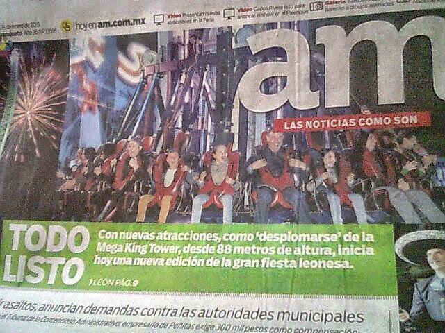 ¡Ya comenzó!!! Feria de León 2015 - cupones para el palenque