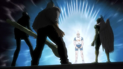 Hunter x Hunter 2011 Episode 92 Subtitle Indonesia