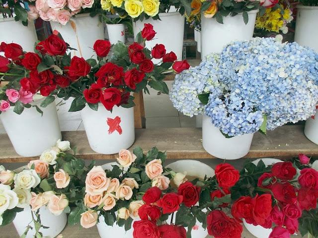 pasar bunga kampung pelangi