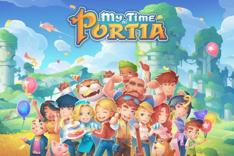 Review game my time at portia