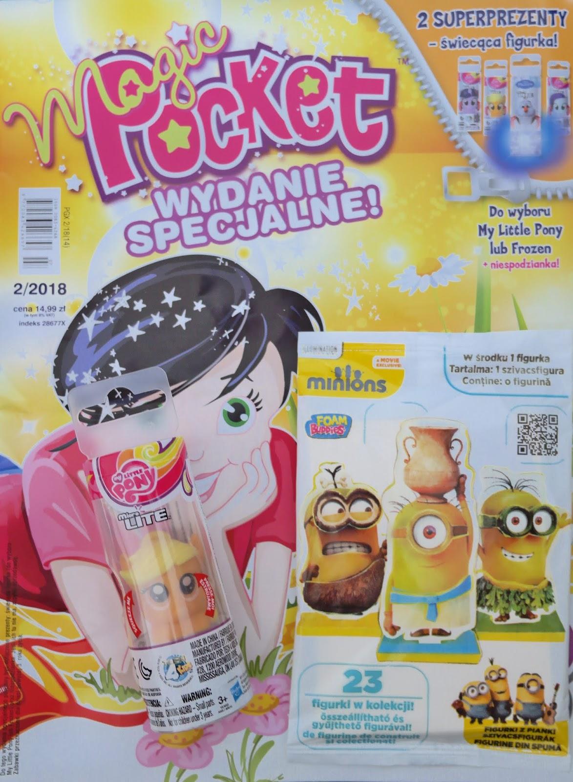 magazyn dla dziewcząt