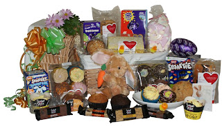 Easter Eggstravagance Family Basket