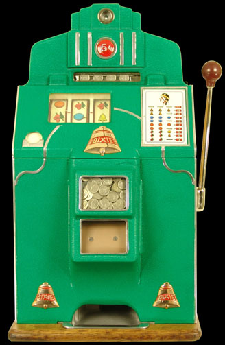 Antique Slot Machine History Amp Commentary Blog O D