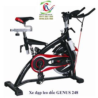 Xe đạp leo dốc Genus 248 chính hãng