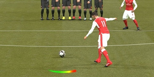PES 2017 Power Gauge