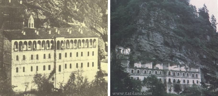 Trabzon Vazelon Manastırı