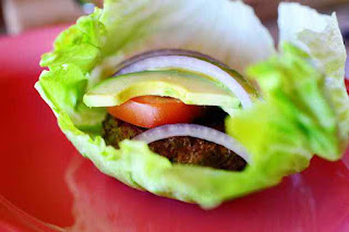 Paleo Lettuce Bacon Burger Recipe - BACON TIME