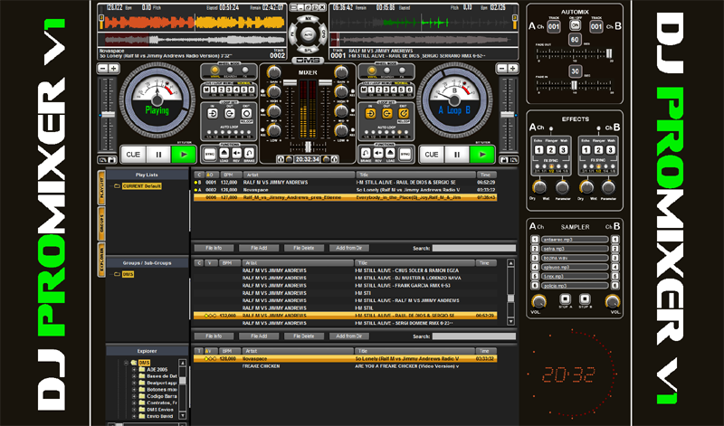 Dj software download for windows 7.