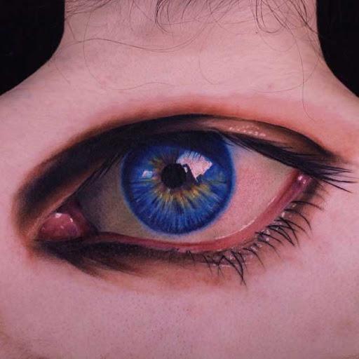 Outro fantástico de olho azul
