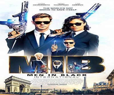 مشاهدة فيلم Men in Black International 2019 1080p HDTC مترجم مباشرة
