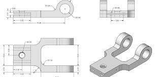 LATIHAN PRAKTIS AUTOCAD 3D : DESAIN 2
