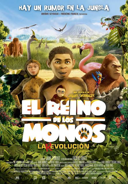 Cartel: El reino de los monos