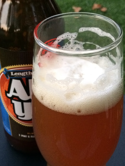 Lengthwise Ale Ya Imperial IPA 2