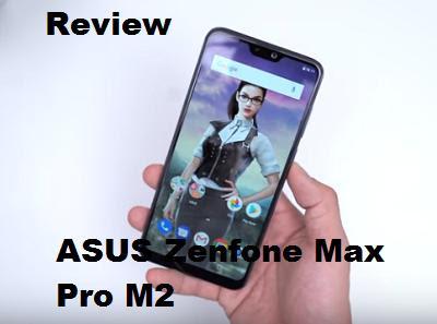 itulah yang akan kita bahas pada kesempatan kali ini Review Asus Zenfone Max Pro M2, Keren Abis!
