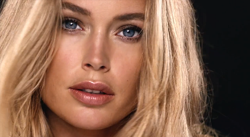 Doutzen Kroes by Hype Williams, Day 11 for 2016 LOVE Advent Calendar