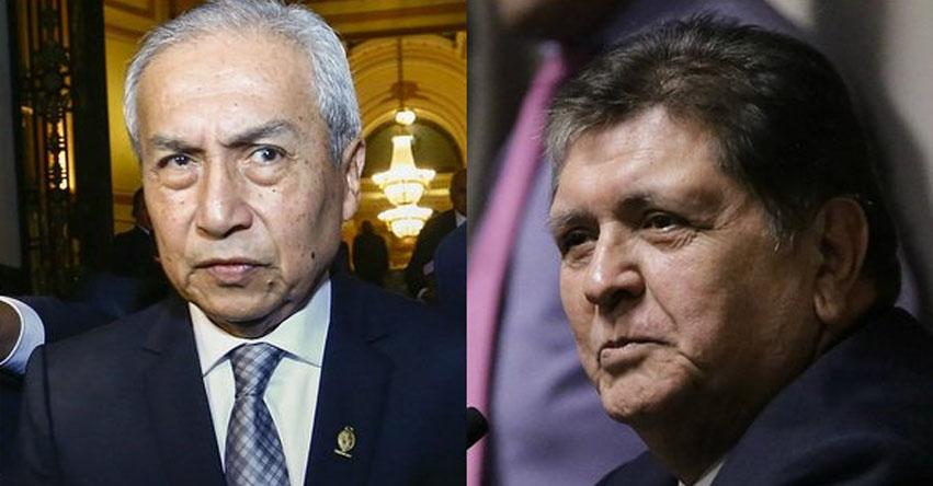 GOLPE DE ESTADO: Alan García acusa al gobierno de iniciar una guerra contra el Fiscal de la Nación Pedro Chávarry y atribuirle la prisión a Keiko Fujimori