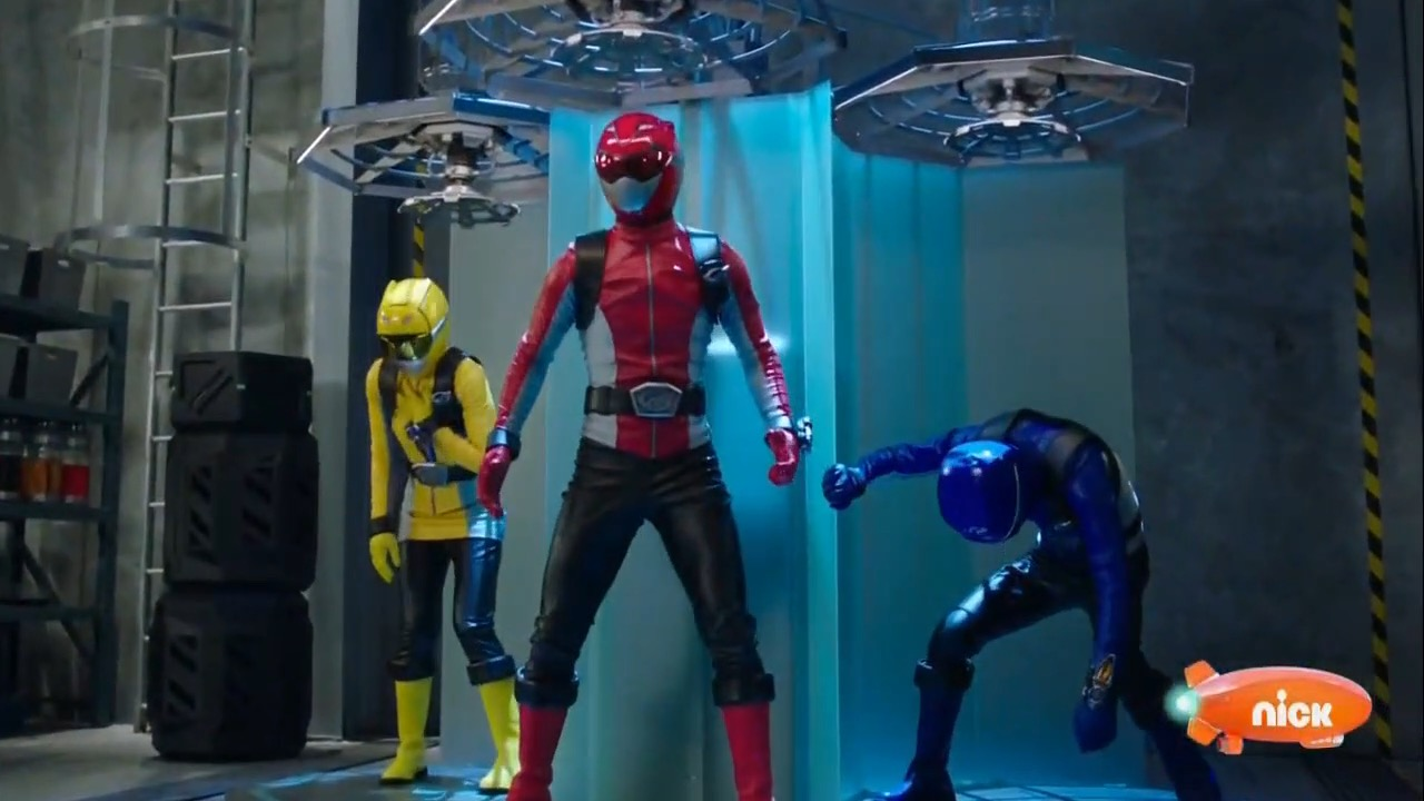 My Shiny Toy Robots: First Impressions: Power Rangers Beast
