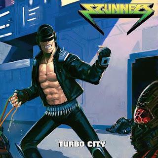 """Το τραγούδι των Stunner """"Adamantium Armada""""από τον album """"Turbo City"""""""