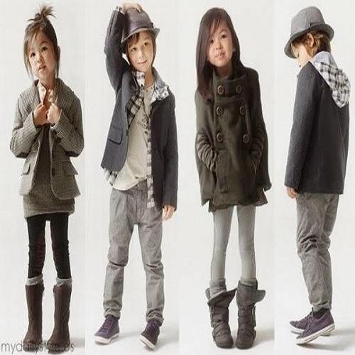 Model Baju Casual Anak Untuk Fashion Show Terbaru Foto Dan Gambar