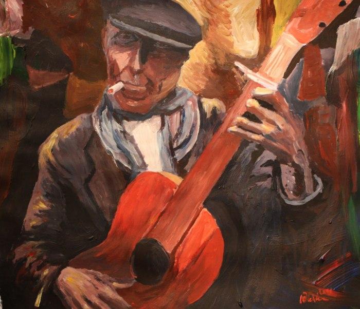 Творческий дуэт. M Bleichner