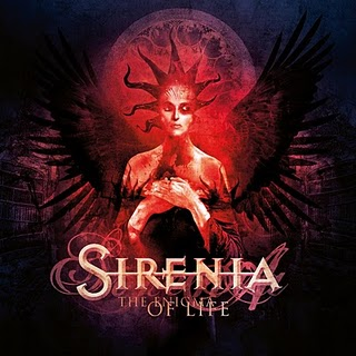 New Album Sirenia  The Enigma of Life.