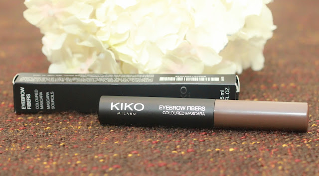 KIKO EYEBROW FIBERS