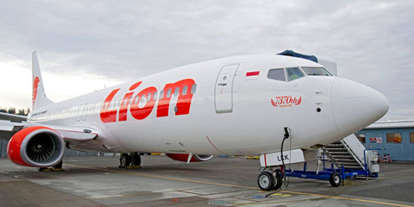 Lion Air Buka Penerbangan Langsung ke Madinah