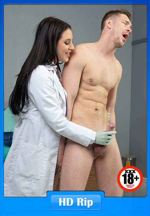[18+] DoctorAdventures Angela White New Porn Clip Firsthand Experience XXX Poster