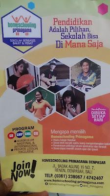 Program Primagama Bali, info Pendidikan