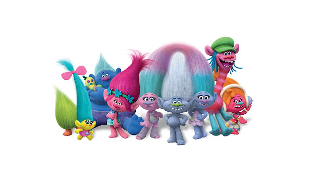 Trolls Animation Movies HD Wallpapers Free Download
